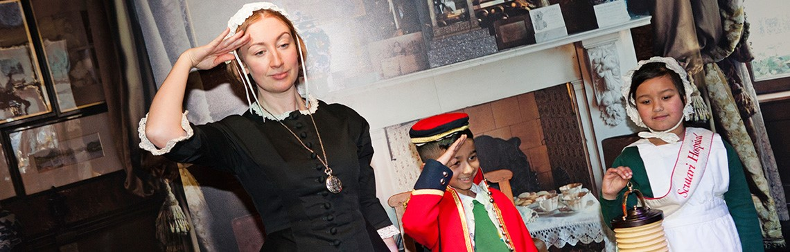 London's Hidden Gem: Our visit to the Florence Nightingale Museum