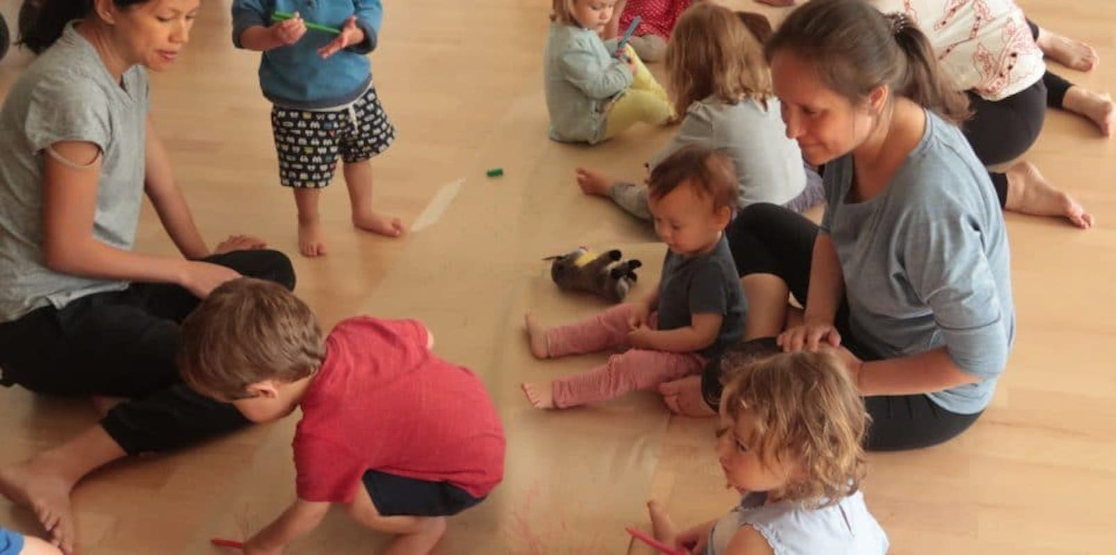 Toddler Yoga with Alice Panascia