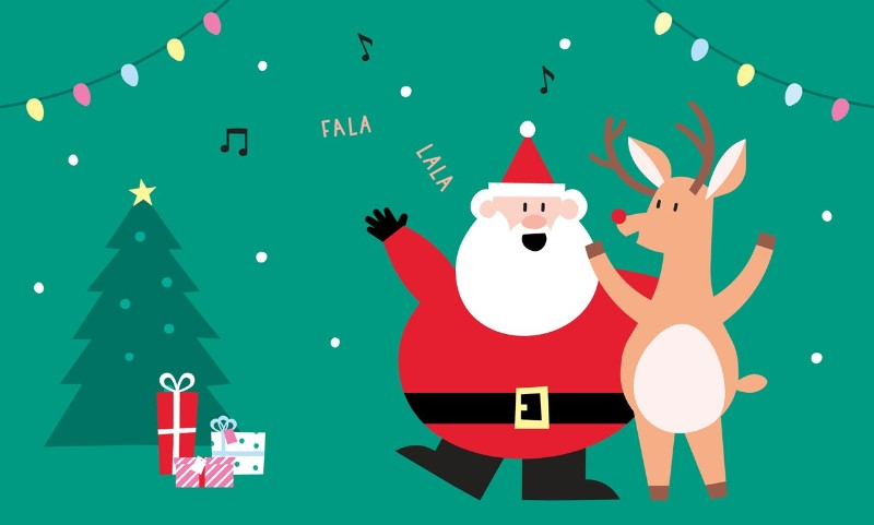 Sing-Along with Santa!