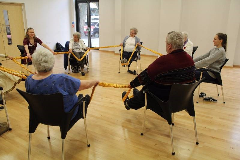 Dance Well Dance Class @ St Pancras and Somers Town Living Centre