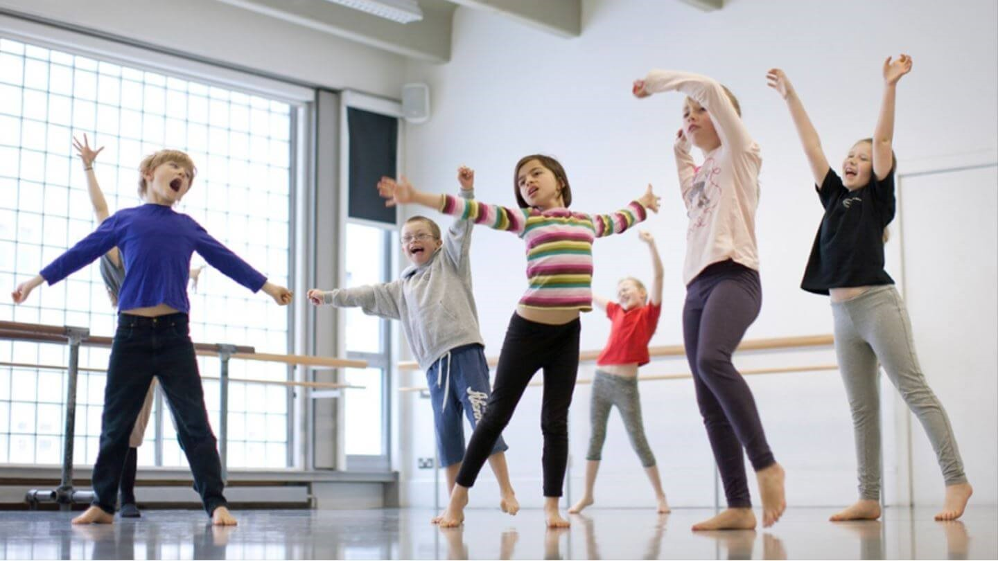 Dance classes at The Place (Summer Term 2021)