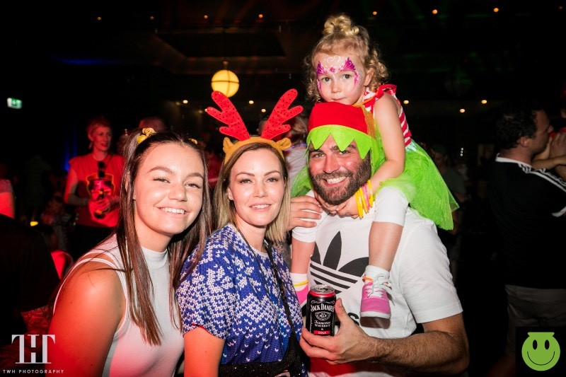 Big Fish Little Fish Family Rave at Winterville