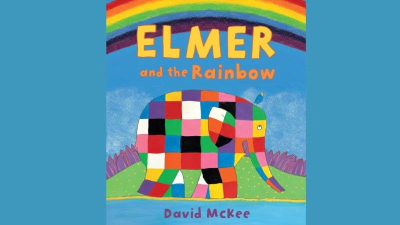 Storytelling: Elmer and the Rainbow