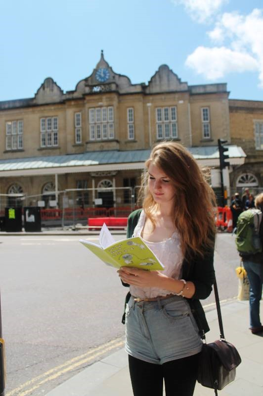 Curious About Bath Spa