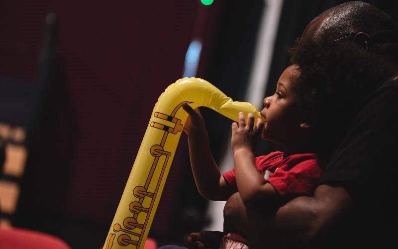 Jazz for Toddlers