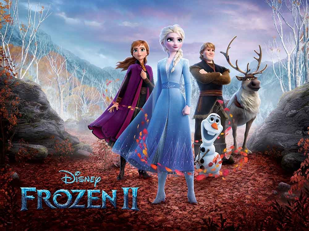 Family Film: Frozen II
