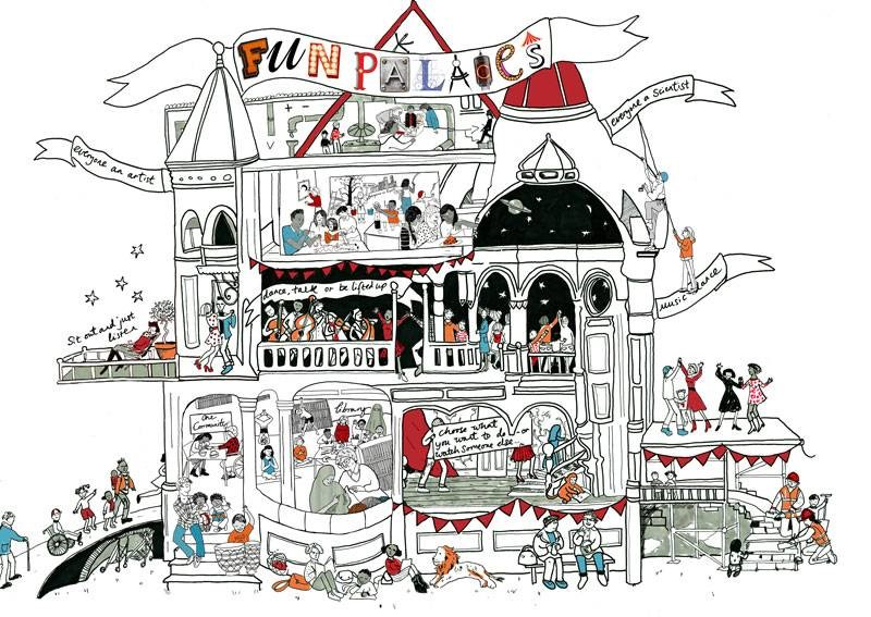 Fun Palaces: Everyone an Artist, Everyone a Scientist