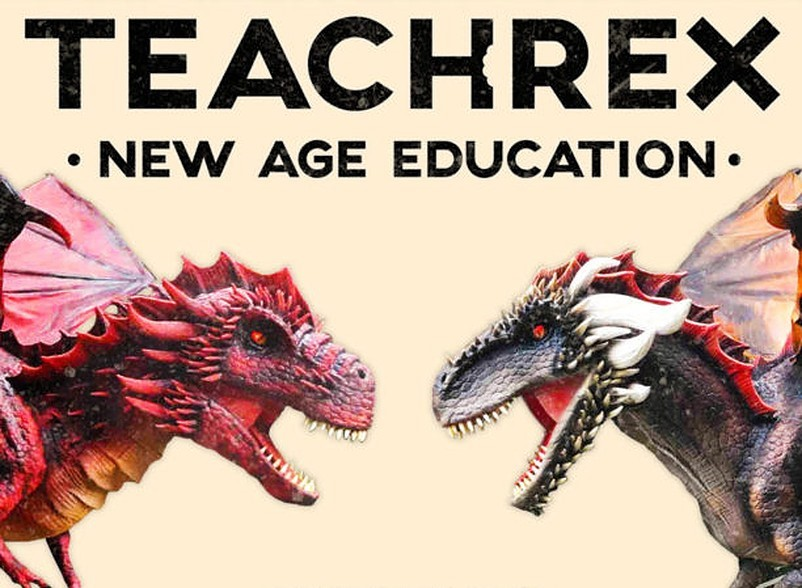 Teach Rex presents Myths and Legends: Dragons