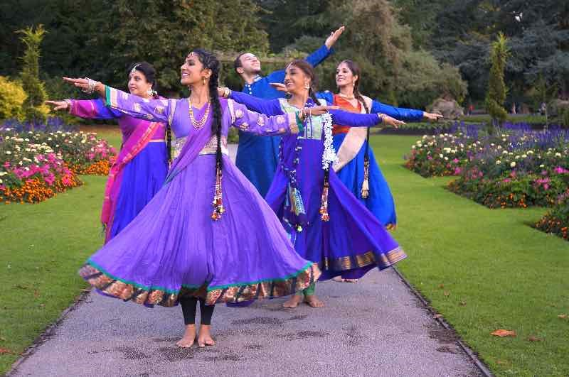 Kathak classes - Wednesday Evening - Beginners