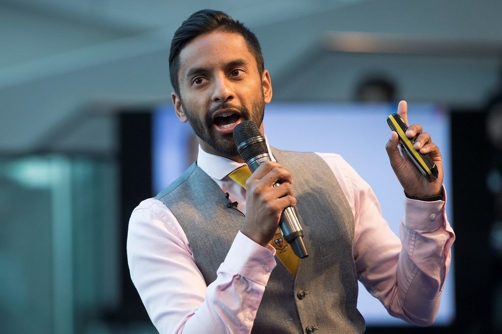 Bobby Seagull: The Life-Changing Magic of Numbers