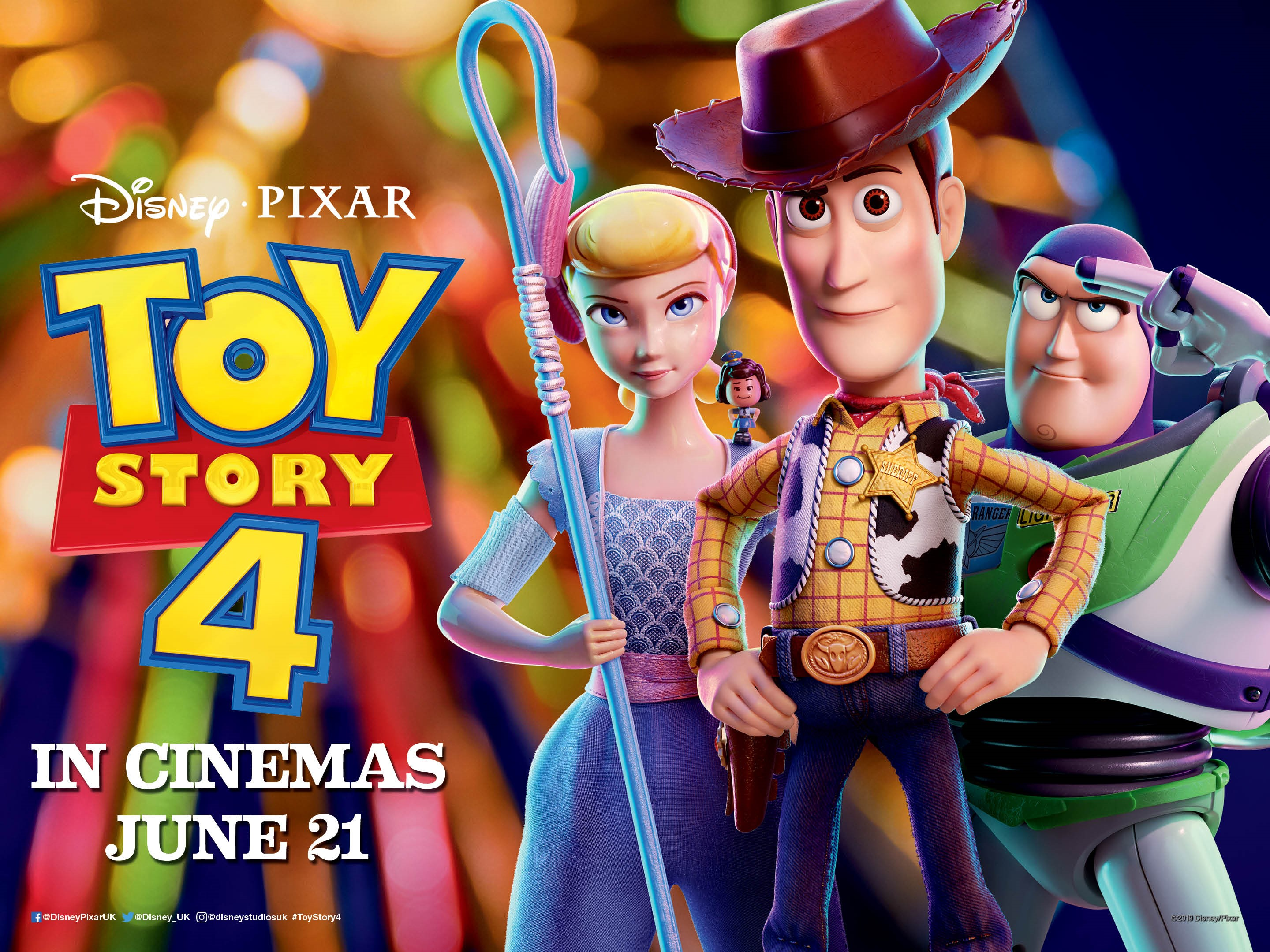 Family Film: Toy Story 4