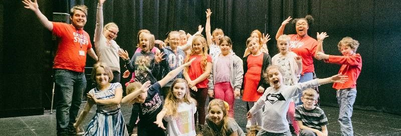 Horace and the Yeti: Dance and Drama Fun Day