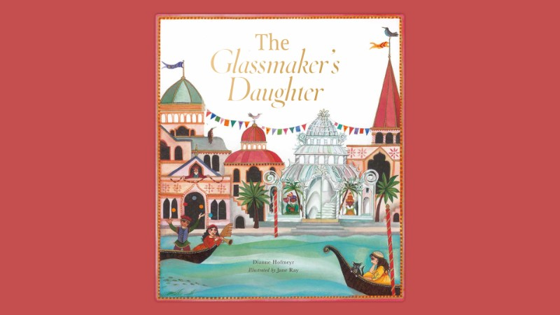Storytelling: The Glassmaker's Daughter