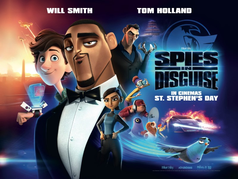 Family Film: Spies in Disguise