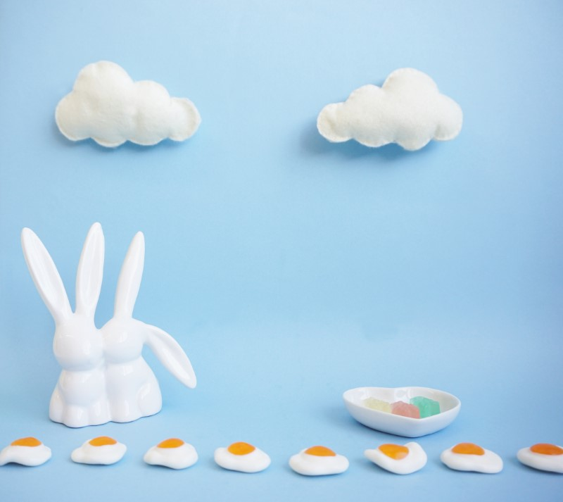 Easter Holiday Family Craft Activities - Easter Machines