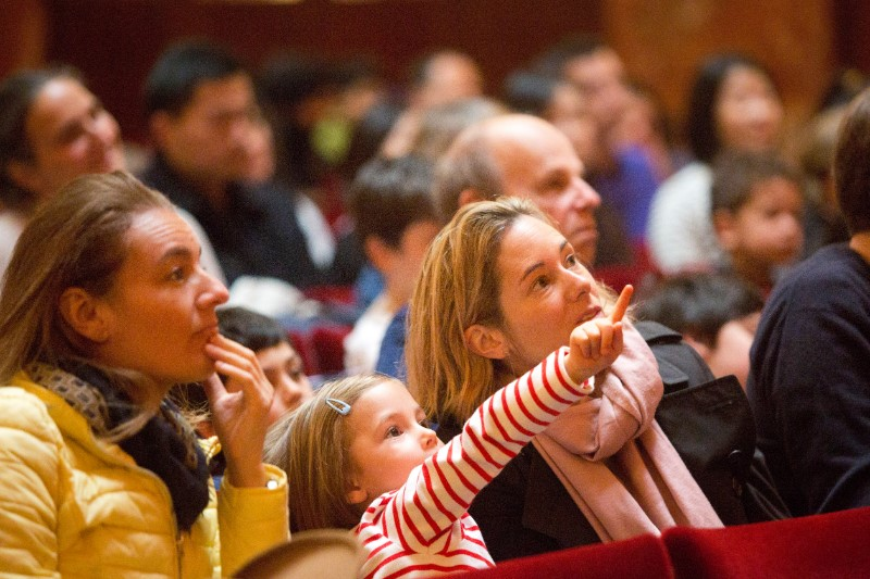 Family Concert: Beethoven and the Science of Sound