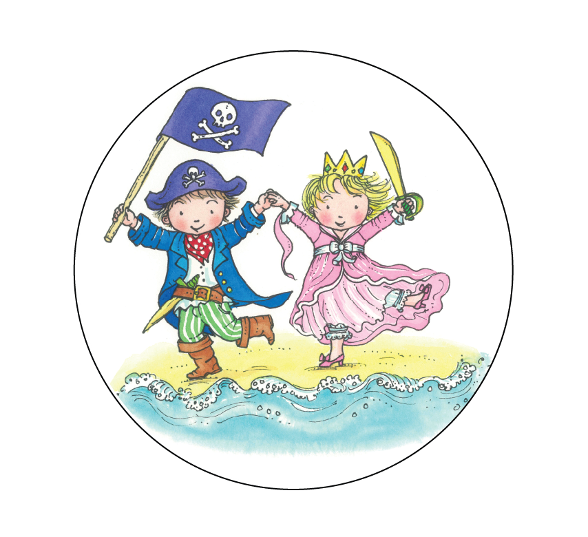 Pirate Pete and Princess Polly