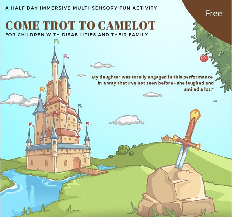 Come Trot to Camelot