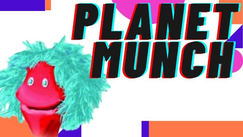 Planet Munch Puppets - Make fruit and veg finger puppets and get ready to dance with Brocc!