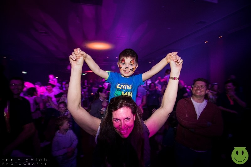 Big Fish Little Fish - Family Rave Norwich