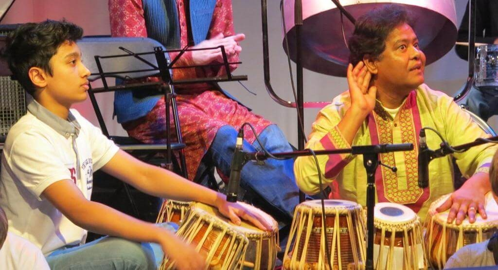South Asian Rhythm Workshop with Yousuf Ali Khan