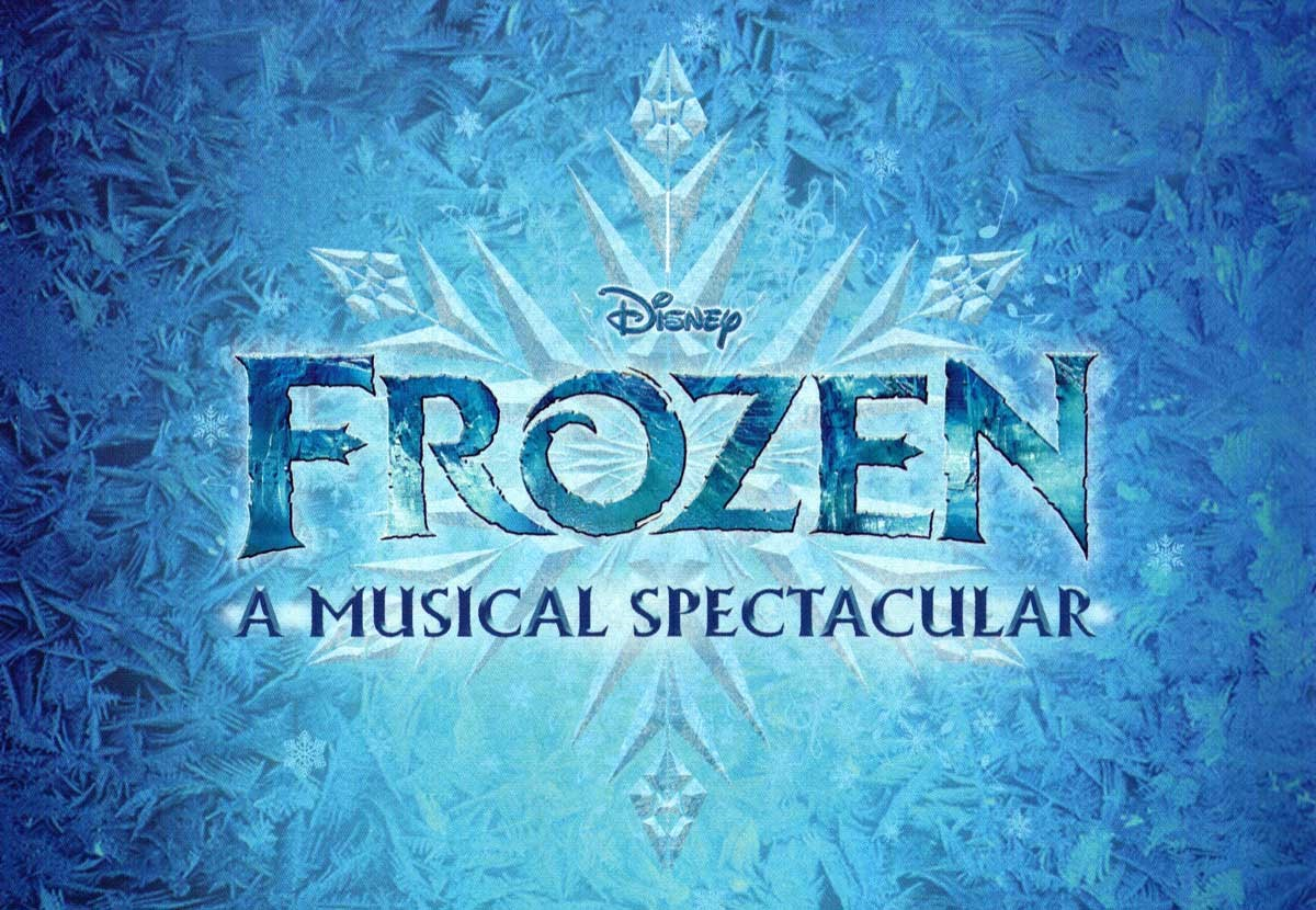'Frozen, A Musical Spectacular'