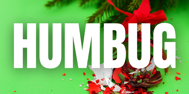 Poster design for Humbug