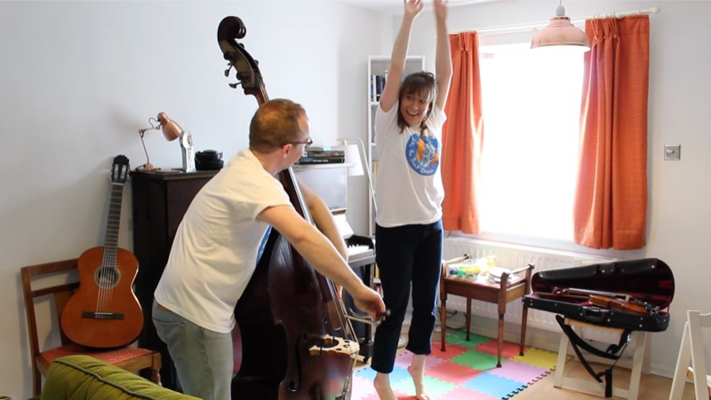 Free Friday Workshop - Music, Movement, Storytelling (online)