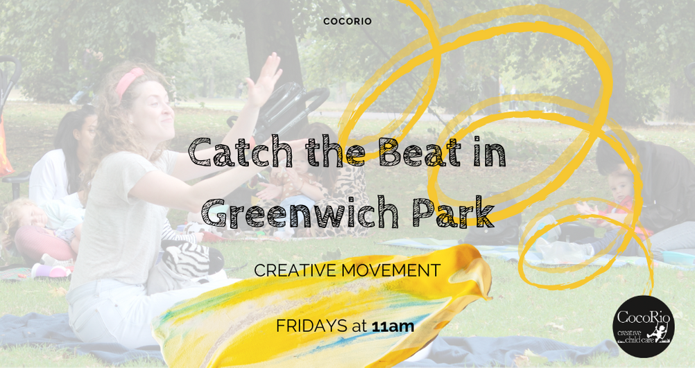 Catch the Beat in Greenwich Park