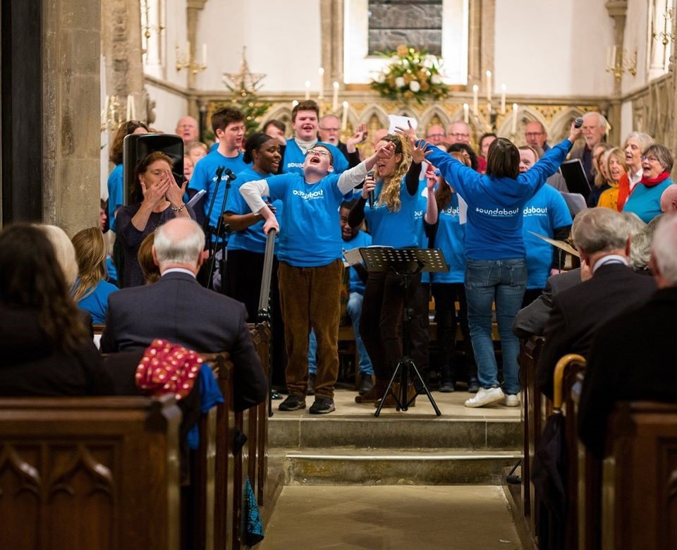 Soundabout Inclusive Choir - Oxford