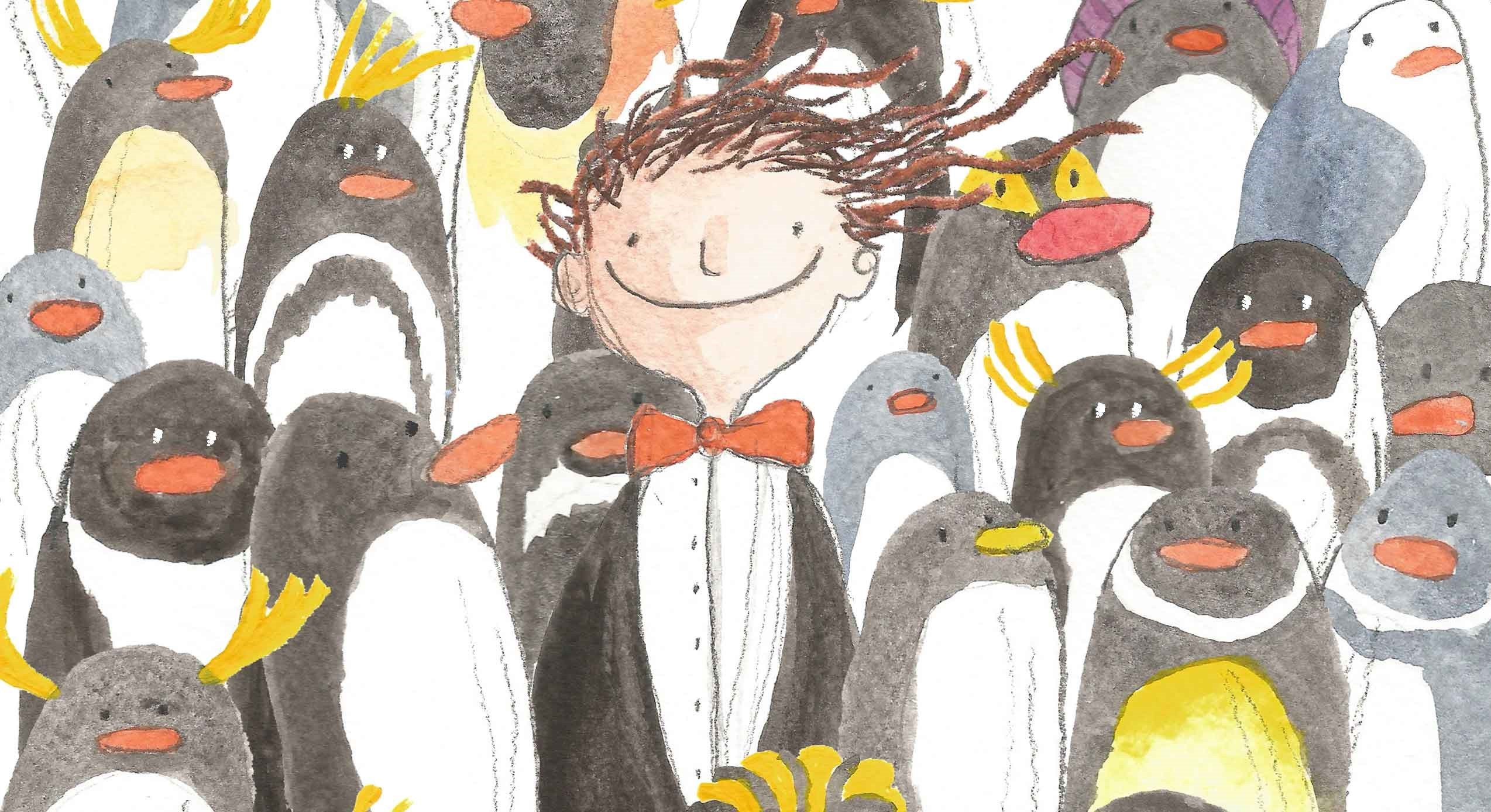 Feb Half Term - The Man Who Wanted To Be A Penguin