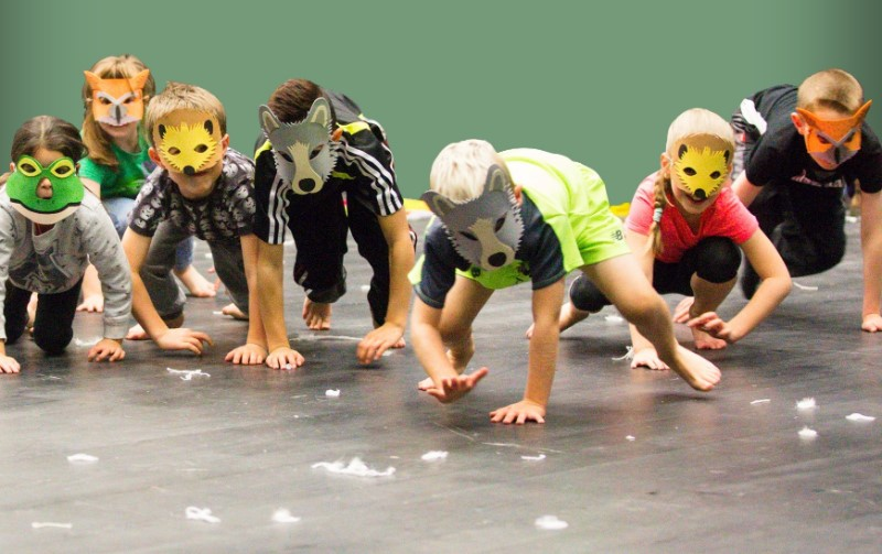 Creative Dance Theatre for Children with Gavin Coward