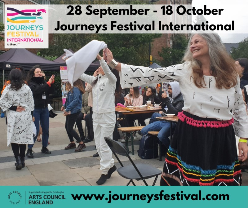 Journeys Festival International (Digital Arts Festival)