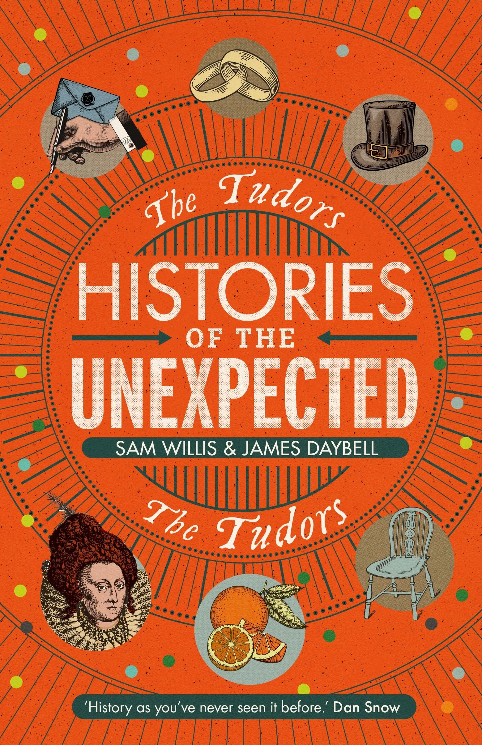 Histories of the Unexpected Live! The Tudors