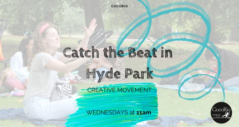 Dance, Drama and Music in Hyde Park