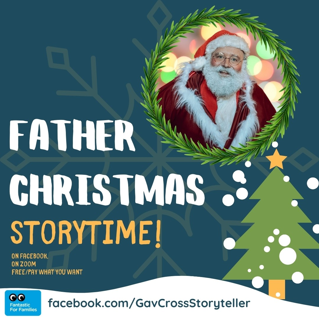 Father Christmas Bedtime Storytime