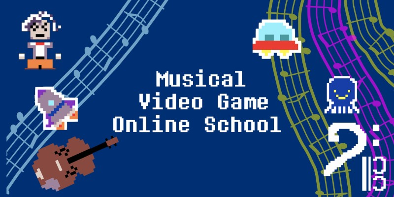 Musical Video Game Half Term School
