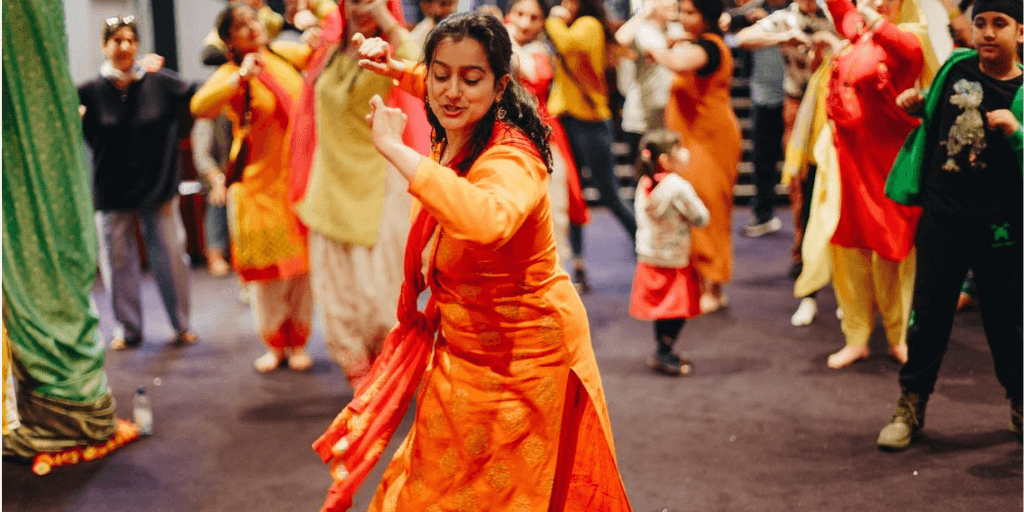 Sonia Sabri make the Shortlist! Here's how to take part in a virtual Kathak workshop